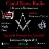 N° 38 – RIFL. SULLA MASSONERIA – conduce Emanuela Petroni – Ospiti: – Nicola Bizzi