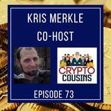 Todays  Co-host Is Kris Merkle - Exodus Wallet