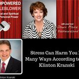 Expert Guidance On Stress Management  With Dr. Klinton Kranski