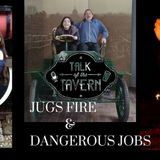 Talk of the Tavern, Juggling, Fire Eating, and other Dangerous, Self-Destructive Hobbies and Careers, July 31st, 2017