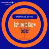 Getting to Know Jesus | Lakeisha McKnight | Spiritman Building Sunday