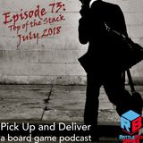 073: Top of the Stack, July 2018