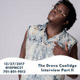 The Drevo Coolidge Interview II.