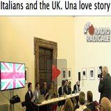 Italians and the UK. Una love story