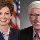Tom Miller v. Kim Reynolds: Battle To Elect, Or Appoint, Iowa's Next Lt. Governor