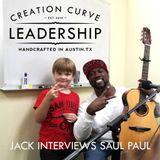 Episode 17 | Jack Interviews SaulPaul