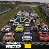 Oscar Tunjo en la Adac GT Masters