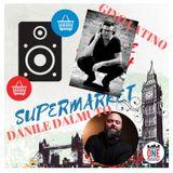 Happy Saturday Torna il grande Gino Latino Top Ten Italia And MashUp  a seguire SUPERMARKET MUSICALE di Daniele Dalmuto....