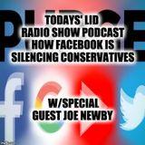 Oct 24, Guest Joe Newby