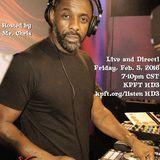 Spinning UK Soul on KPFT 90.1 FM Vol. 2
