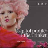 The Testing Games : Part 2 - Starring Hillary Clinton as Effie Trinket #WhatTheEff?