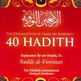 40 Hadeeth (Exp. Shaykh Fawzaan) 5.20.18