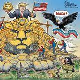 EXCLUSIVE DeathOfANation Review Trump QAnon