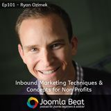 Ep101 - Inbound Marketing to Grow Your Customers with Ryan Ozimek