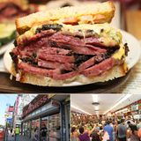 Katz's Deli in New York: Where Harry Met Sally