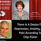 Chip Fisher Discusses A Device That Helps With Anxiety, Depression & Pain