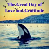 Love and Gratitude in the manifestation of the 9 universal laws