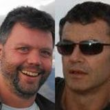 Graham Mann + Mike During - Poolside ordering