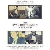 The Ryan Hutchinson Interview.