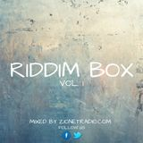 Riddim Box Vol.1 Reggae mixed by Zionetradio.com