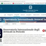 Edizione Speciale: Osservatorio Internazionale degli Avvocati in Pericolo - Rientrata oggi la missione italiana a Instanbul