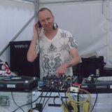 Mark Devlin vinyl revival set at Witney Music Festival, 28/5/18
