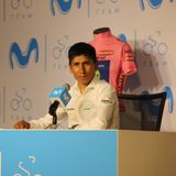 Rueda de prensa previa al Giro de Italia - Nairo Quintana