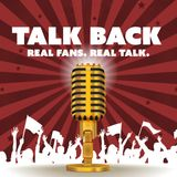 Talk Back Episode 109 - NBA free agency news and the NASCAR vs. Jeff Gluck tension