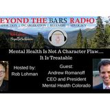 Andrew Romanoff : CEO and President of Mental Health Colorado