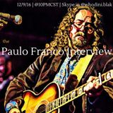 The Paulo Franco Interview.