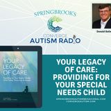 Your Legacy of Care: Providing for Your Special Needs Child with Donald Bailey
