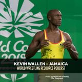 Jamaican Wrestling Federation president Kevin Wallen still on the mats at 48-years-old - WWR61