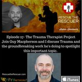 Episode 27- The Trauma Therapist Project
