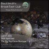 Nick Spero and the Big Top Circus Maximus - Blackbird9