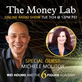 """Episode #73 - The """"You Will Not Be Loved If You Have Money"""" Money Story with guest Michele Molitor"""