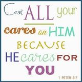 PRAYER - Casting My Cares