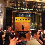 Hamilton at The Hollywood Pantages Theatre