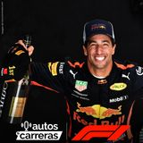 Ricciardo sonríe y el podcast viaja a Indianápolis!