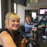 WOOD Radio: Kari Lynch interviewed by Amy Sherman and John Gonzalez