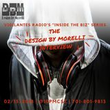The Design By Morelli Interview.