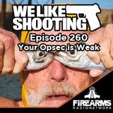 WLS 260 - Your Opsec is weak