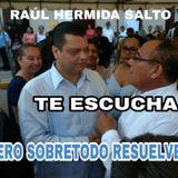Raúl Hermida Salto, Presidente De COSAMALOAPAN