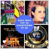 European Indie Top 20 Countdown Season 2 Episode 48