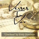 """""""Chartless"""" by Emily Dickinson"""