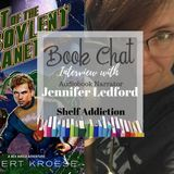 Ep 192: Interview with Audiobook Narrator Jennifer Ledford | Book Chat