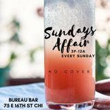 Sundays Affair 7/29/18