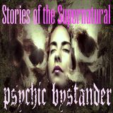 Psychic Bystander | Interview with Louisa Oakley Green | Podcast