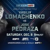 Inside Boxing Weekly: Lomachenko-Pedraza preview, What's next for the heavyweights and much more