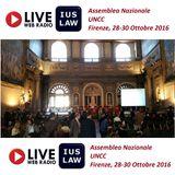 Assemblea Nazionale U.N.C.C., Unione Nazionale Camere Civili - Firenze, 28-30 Ottobre 2016