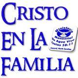 170712 - La familia Del Principio [Cristo En La Familia]